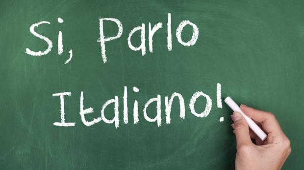 Teaching Italian, in Italian