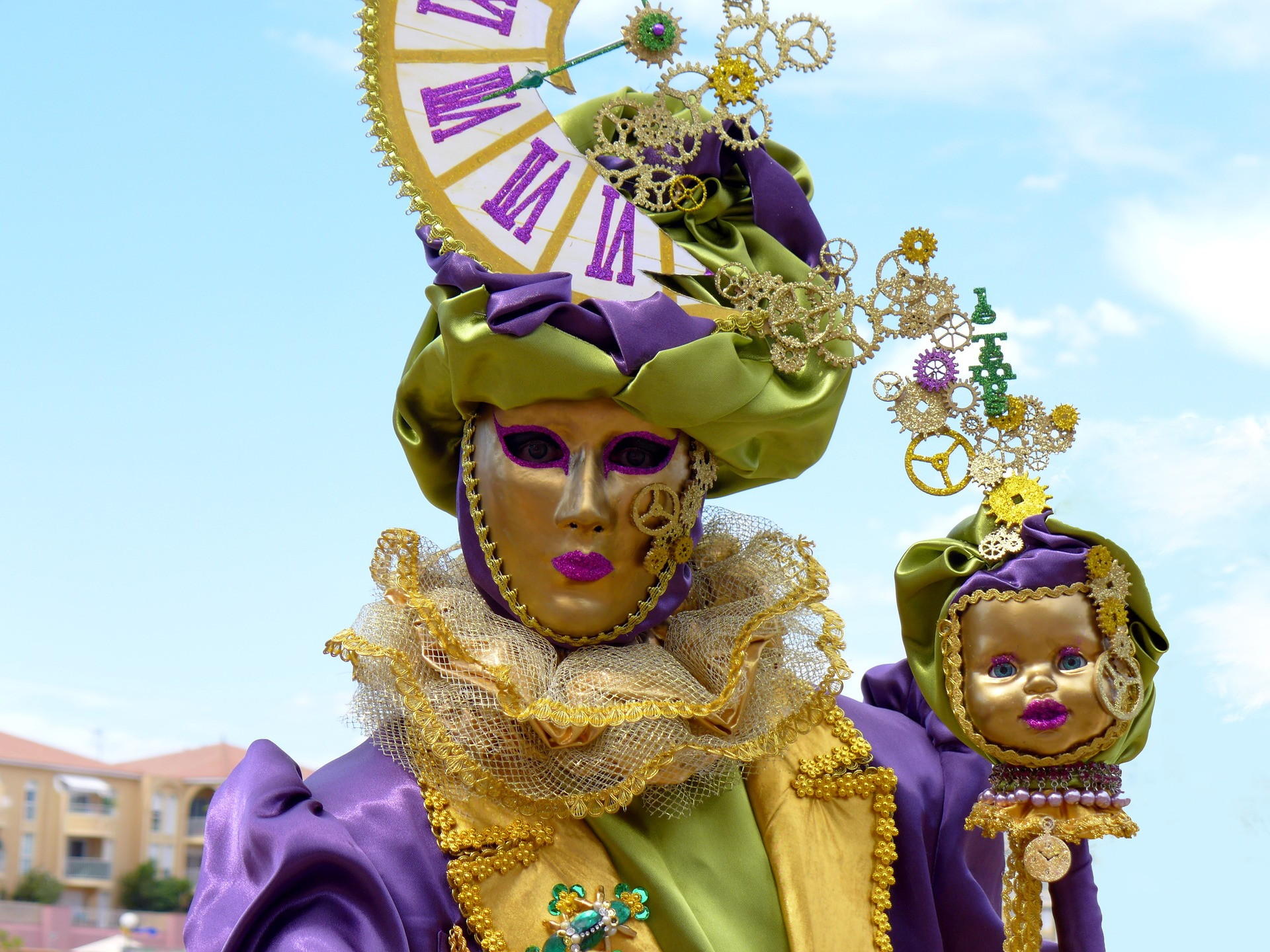 what is carnevale in italy all about